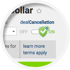 dealCancellation easyMarkets