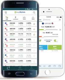 Trade Ethereum With Android iOS Platform